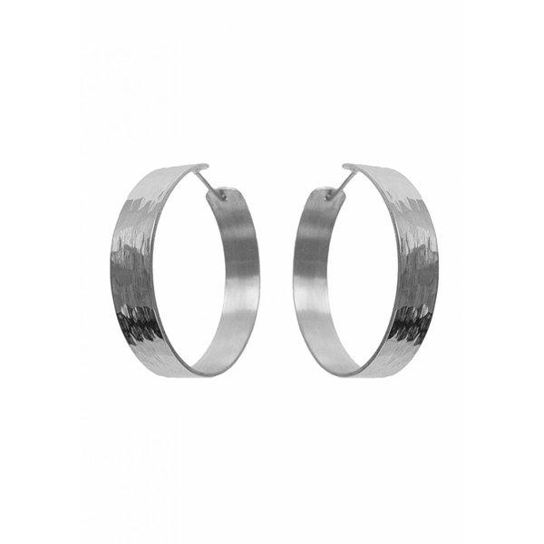 Medium Creole Earrings