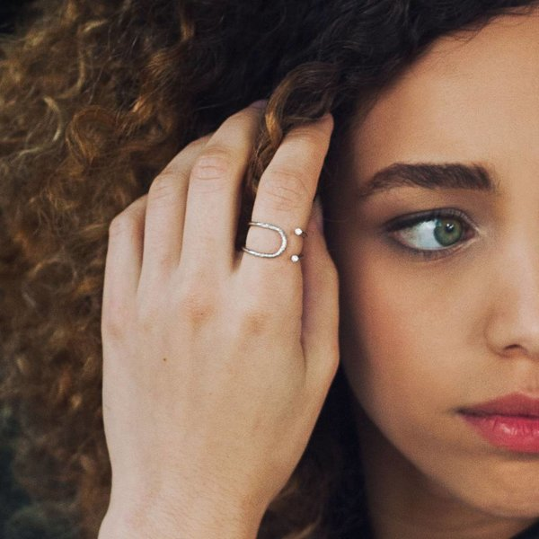 The Silver Arrow Ring