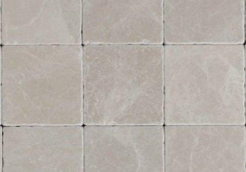J&T Burdur tegel beige marmer anticato 10x10x1