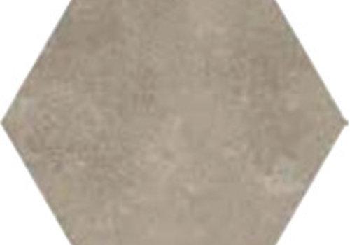 Castelvetro vloertegel FUSION Cemento Esagona lato 15