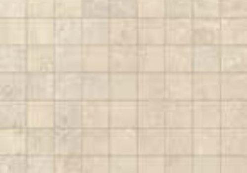 Castelvetro Mozaïek FUSION Bianco 30x30 cm