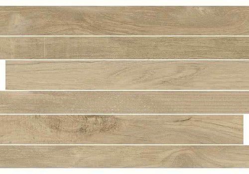 Castelvetro Muretto WOODLAND Stick Elm 20x50 cm