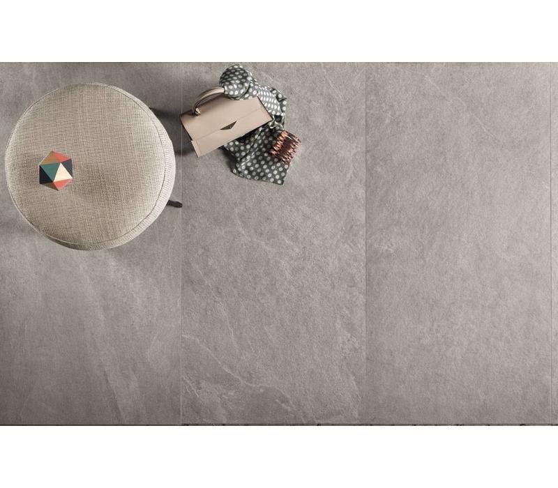 vloertegel WATERFALL Silver Flow 45x90 cm Nat. Rett.
