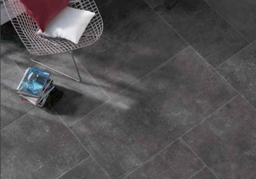 Castelvetro vloertegel ABSOLUTE Nero 80x80 cm