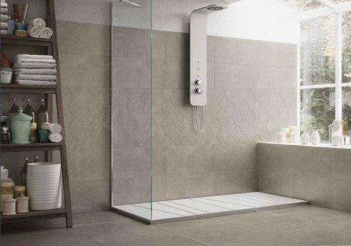 Castelvetro vloertegel ABSOLUTE Titanio 80x80 cm