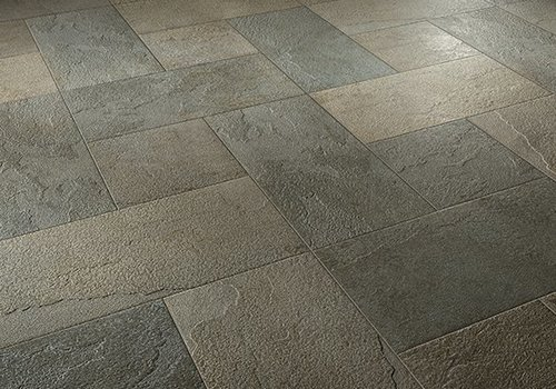 Casalgrande Padana vloertegel MINERAL CHROM Grey 30x60 cm - Naturale