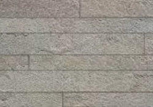 Casalgrande Padana Muretto MINERAL CHROM Grey Composizione A 30x60 cm - Naturale