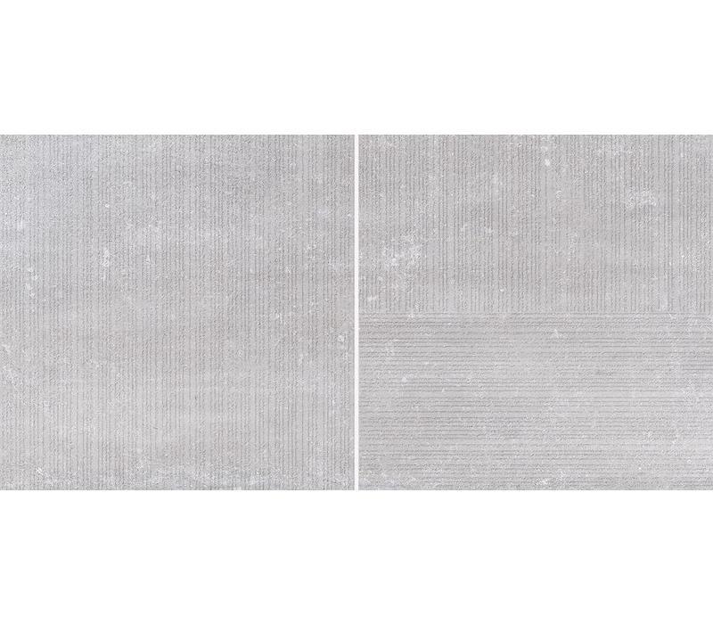 decortegel DISTRICT Concept Gris 25x50 cm
