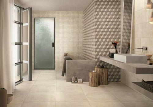 Castelvetro vloertegel BONDING White 60x60 cm rett.