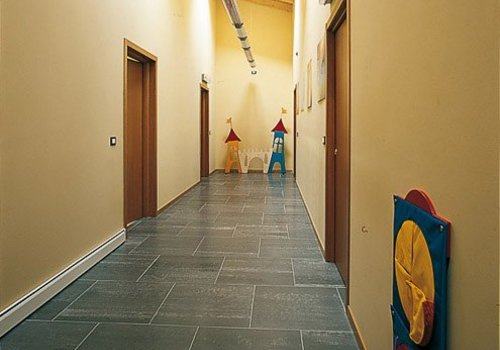 Casalgrande Padana vloertegel MARTE  Grigio Maggia 60x60 cm - Naturale