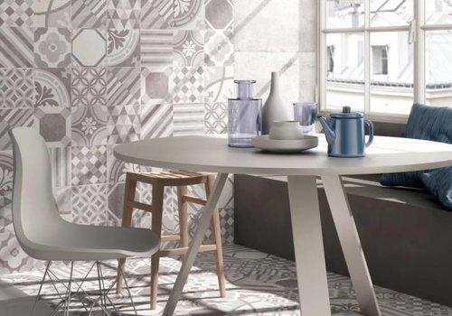 Supergres vloertegel ART Cement 60x60 cm rett.