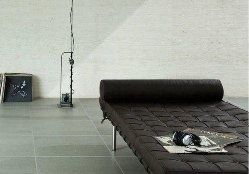 Mosa vloertegel SOLIDS Jade Grey 60x60 cm - vlak