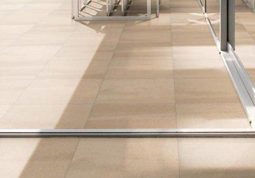 Mosa vloertegel SOLIDS Sand Beige 60x60 cm - vlak