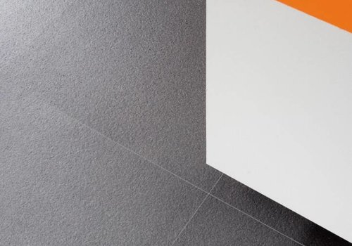 Mosa vloertegel QUARTZ  Basalt Grey 90x90 cm - vlak