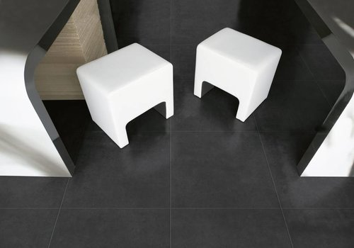Grespania vloertegel HOMESTONE Negro 60x60 cm
