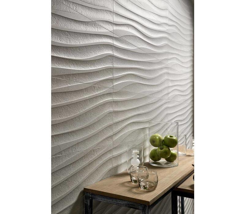 Super Keraben Mixit Concept Blanco 30x90 | Wandtegels - Tegelextra.nl DJ93