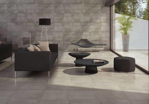 Cifre vloertegel CONCEPT Grey 60x60 cm