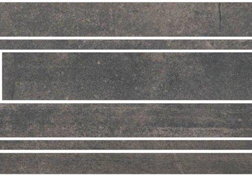 Cifre Muretto STRUCTURE Antracite 22x44 cm