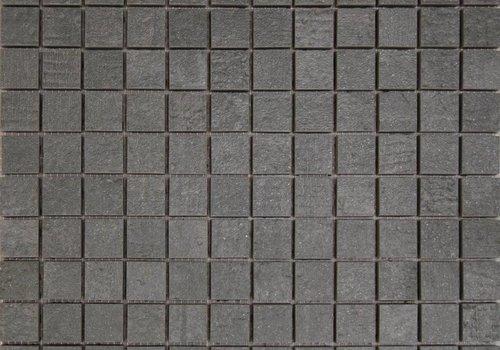 Cifre Mozaïek STRUCTURE Antracite 30x30 cm