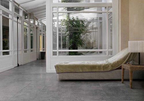 Rex vloertegel PIETRA DEL NORD Grigio 60x60 cm - Antique matte