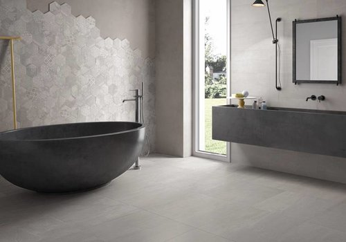 Provenza vloertegel GESSO Pearl Grey 40x80 cm
