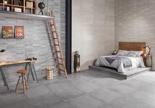 Keraben vloertegel UPTOWN Grey 75x75 cm