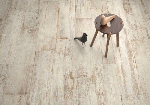 Keraben vloertegel VILLAGE Cream 24,8x100 cm