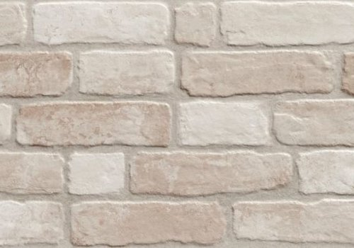 Keraben wandtegel WALL BRICK Old Cream 30x90 cm
