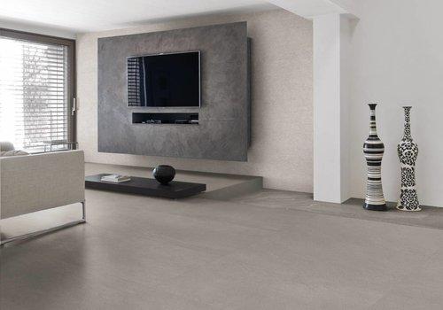 Ergon vloertegel STONE TALK Minimal Grey 60x120 cm rett. - Naturale