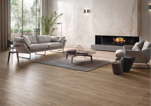 Flaviker vloertegel COZY Brown 20x120 cm