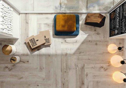 Flaviker vloertegel DAKOTA Grigio 30x120 cm