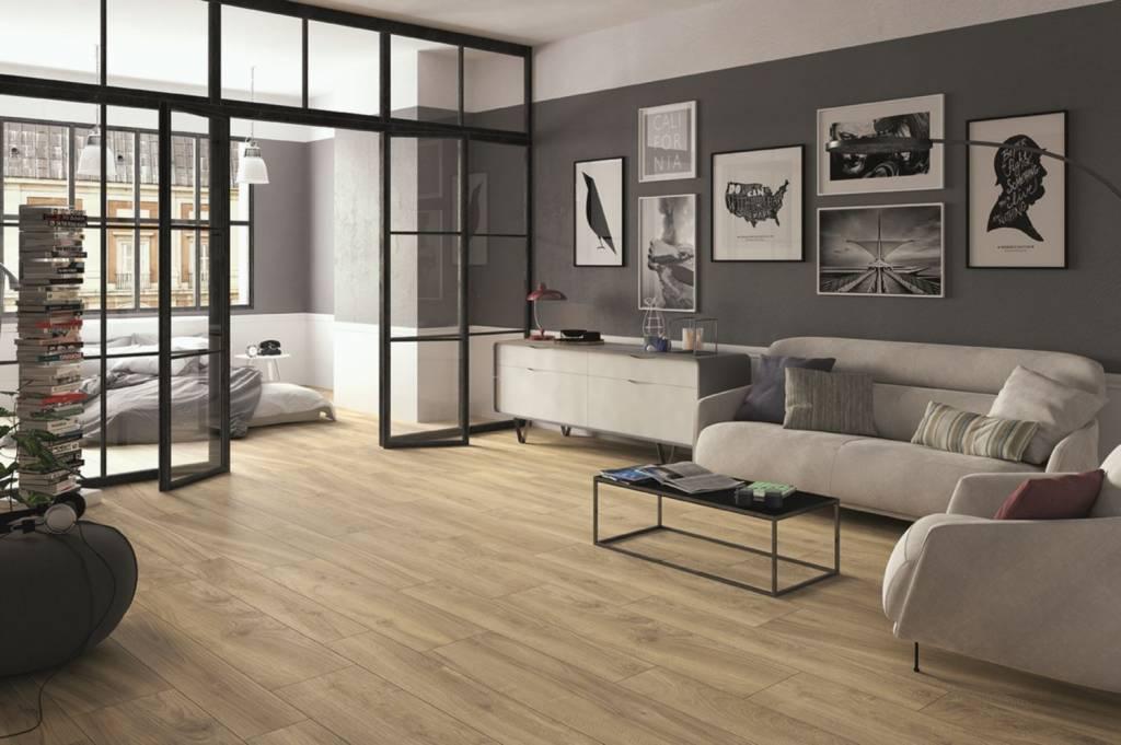 castelvetro vloertegel more miele 20x80 cm rett. Black Bedroom Furniture Sets. Home Design Ideas