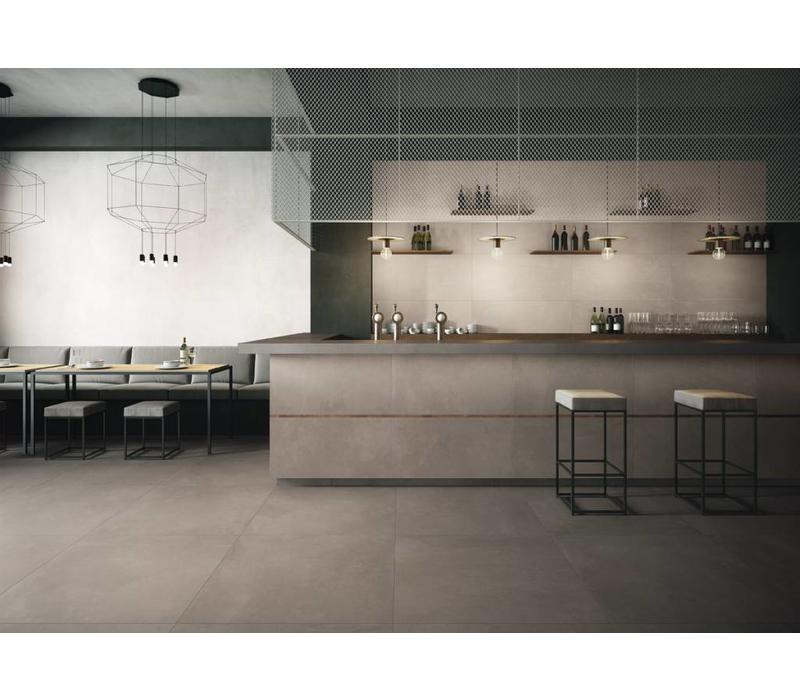vloertegel AZUMA 60G RM Grey 60x60 cm