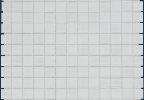 The Mosaic Factory mozaïek MONTREAL Super White Mix