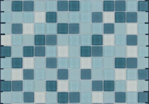 The Mosaic Factory mozaïek MONTREAL Green Mix