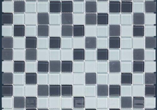 The Mosaic Factory mozaïek MONTREAL Grey Mix