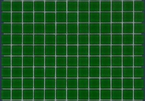The Mosaic Factory mozaïek MONTREAL Bottle Green