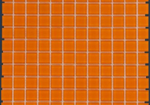 The Mosaic Factory mozaïek MONTREAL Orange Rust