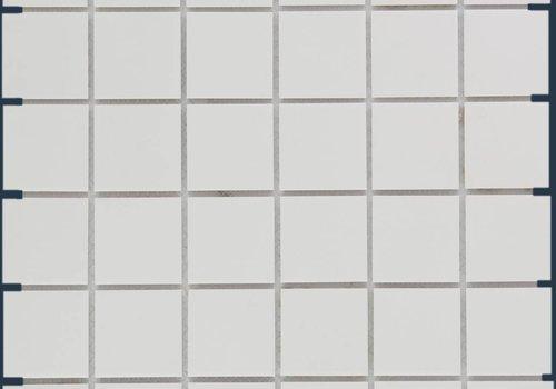 The Mosaic Factory mozaïek LONDON Super White 48x48