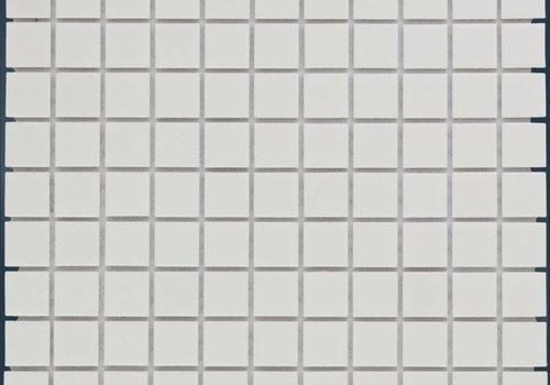 The Mosaic Factory mozaïek BARCELONA Matt White 23x23
