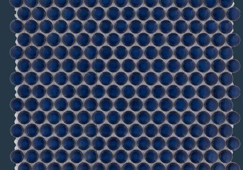 The Mosaic Factory mozaïek VENICE Glossy Jeans Blue