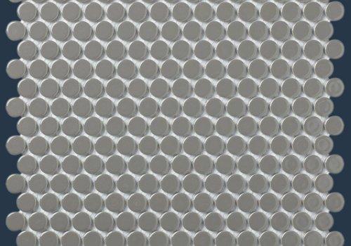 The Mosaic Factory mozaïek VENICE Glossy Dark Grey