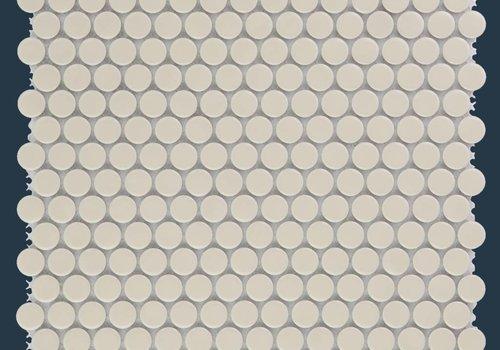 The Mosaic Factory mozaïek VENICE Glossy Cream