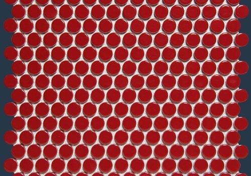 The Mosaic Factory mozaïek VENICE Glossy Red