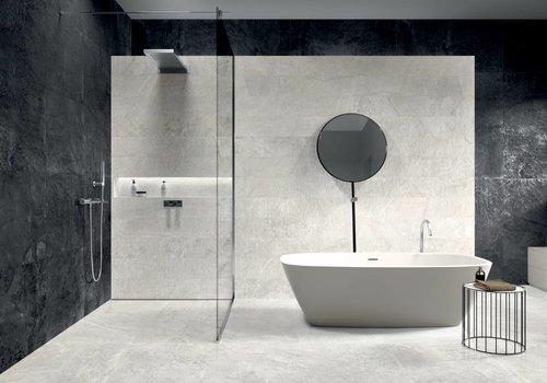 Cerdisa vloertegel Blackboard White 60x60 cm NAT