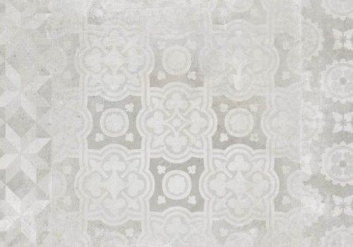 Cifre wandtegel Decor DOWNTOWN White 40x120 cm rett.
