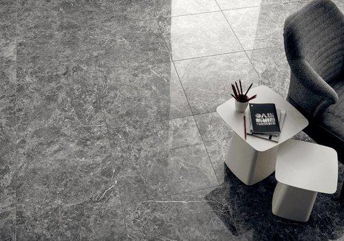 Keope vloertegel LUX Grigio Imperiale 60x60 cm NT