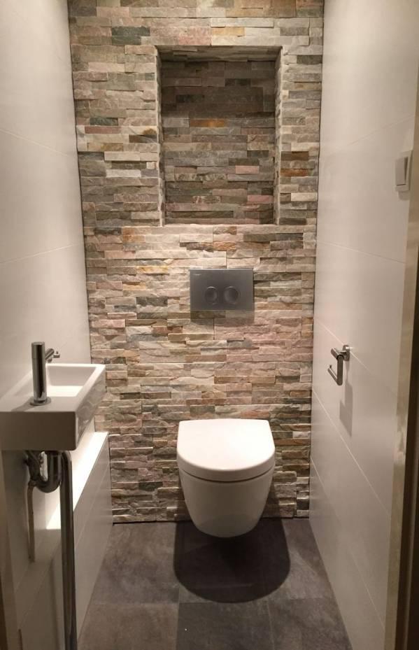toilet betegelen tot plafond of niet keramische wc tegels