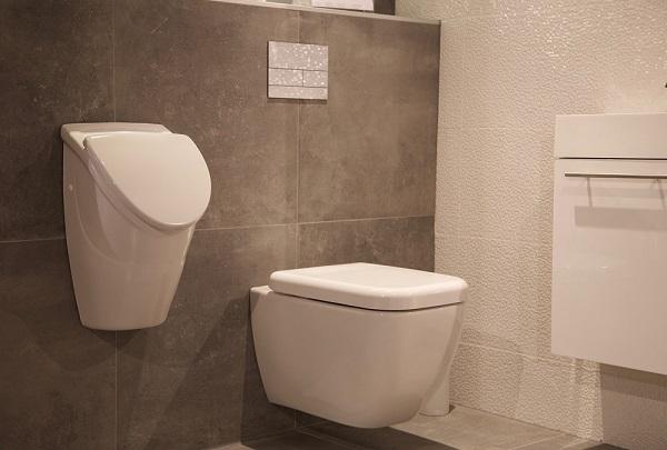 Badkamer tegels voor in het toilet tegelextra