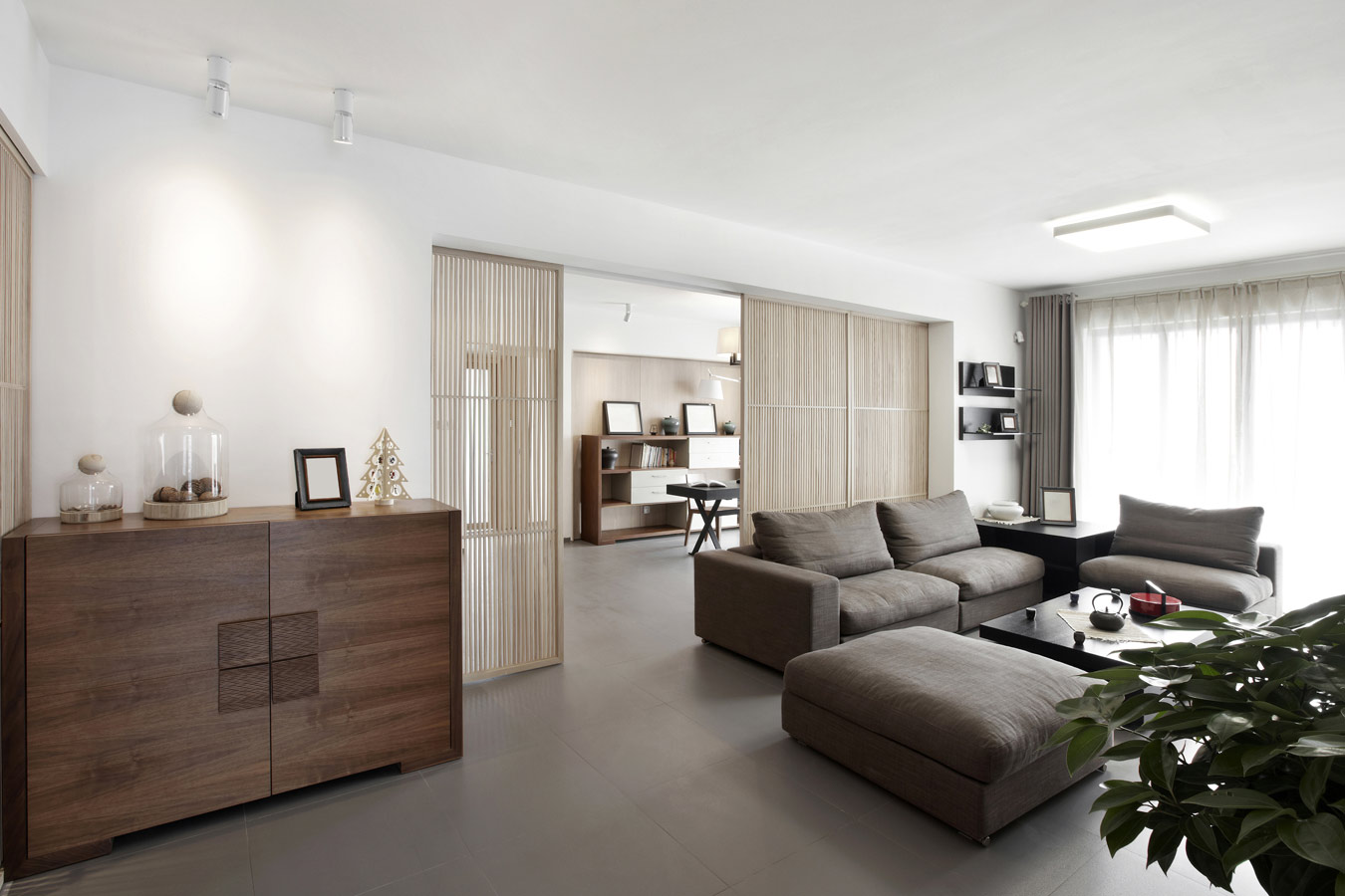 Tegels In Woonkamer : Uitgelicht betonlook tegels voor de woonkamer tegelextra